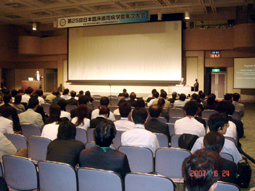 第25回日本臨床歯周病学会年次大会開催