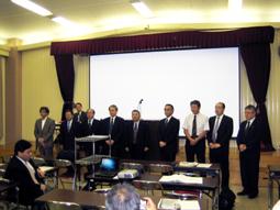 社会歯科学研究会設立総会が開催される