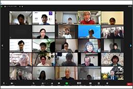 女川歯科保健チーム、活動報告会を開催