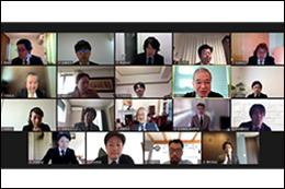 日本臨床歯科学会福岡支部、2021年度第一回学術大会・総会を開催