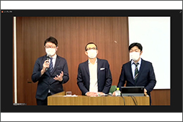 大阪大学歯学部同窓会、2021年度若手支援・復帰支援臨床セミナー(第1回)をWeb配信にて開催