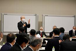 国民皆歯科健診実現議連、総会を開催