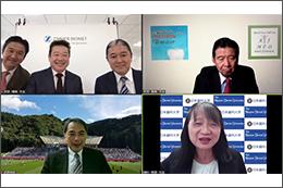 2021年ICOI日本支部総会学術大会、Web配信にて開催