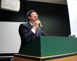 日本口腔内科学研究会発足記念講演会開催