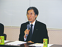 日本歯科医師会 定例会見を開催