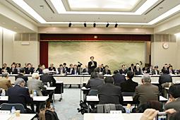 日歯、第107回都道府県会長会議を開催