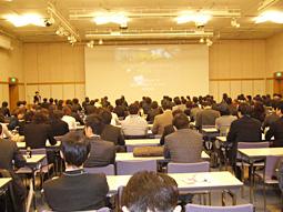 東京SJCD、2008年度第3回例会開催