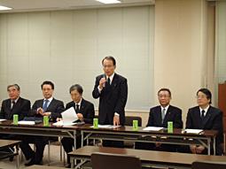 日歯、日本経済新聞社説に対する会見を開催