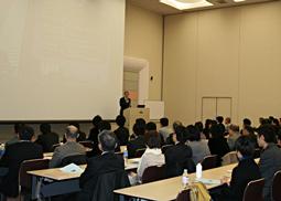藤本研修会2009年OB会総会・講演会開催