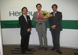 「東京入れ歯コンテスト2008」授賞式開催