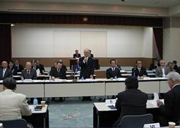 日歯連盟、第105回臨時評議員会を開催