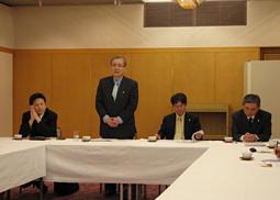 日学歯、記者会見を開催