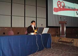 山本 眞氏還暦記念講演会および祝賀会が開催される