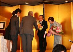 「桑田正博先生 Academy of Prosthodontics名誉会員就任祝賀会」開催