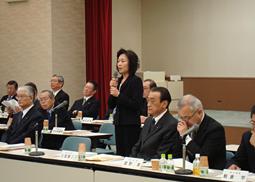 日歯連盟、第110回評議員会を開催