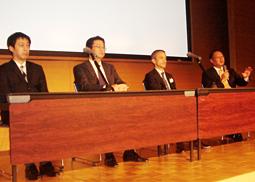 「2010年代における明るい歯科医院構築」をテーマに講演会が開催される
