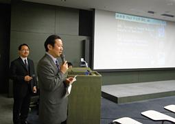 Dr.Paul Lin講演会開催