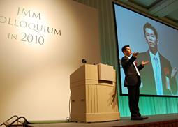 JMM COLLOQUIUM in 2010