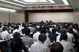 東京都歯科医師会第169回代議員会開催
