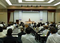 日本法歯科医学会第4回学術大会開催