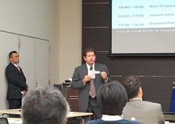 第2回Biomet 3i Japan Mentor Meeting開催