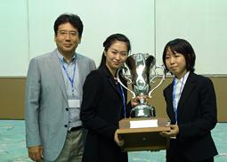 平成22年度SCRP日本代表選抜大会開催