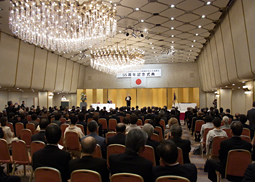 日技、第93回代議員会、歯科技工士法制定ならびに日技創立55周年記念大会を開催
