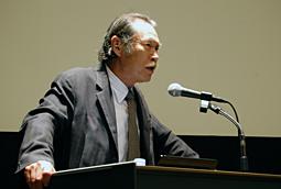CISJ特別講演会2008