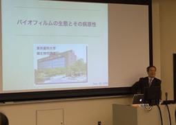 東京歯科大学歯科衛生士専門学校同窓会卒後研修セミナー開催
