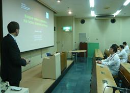 昭和大歯学部顎口腔インプラント診療班勉強会、特別講演会を開催