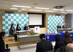 日本財団と日歯、「TOOTH FAIRYプロジェクト」記者会見を開催