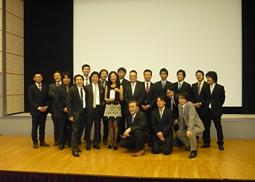 第13回SJCDテクニシャンコースOB会総会開催