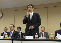 東京都歯、記者会見を開催