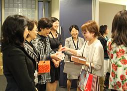 歯科衛生士による東日本大震災チャリティー講演会開催