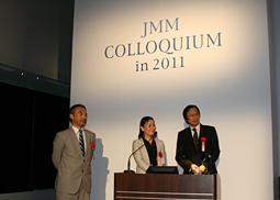 JMM COLLOQUIUM in 2011開催