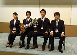 平成23年度SCRP日本代表選抜大会開催