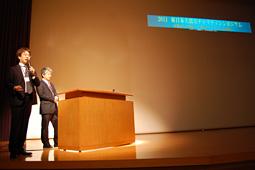 2011東日本大震災チャリティーシンポジウム関西広域歯科の集い開催