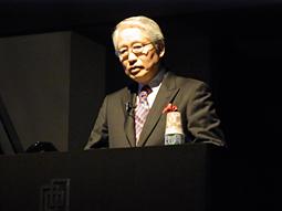 「熊谷 崇先生ファイナル講演会」開催